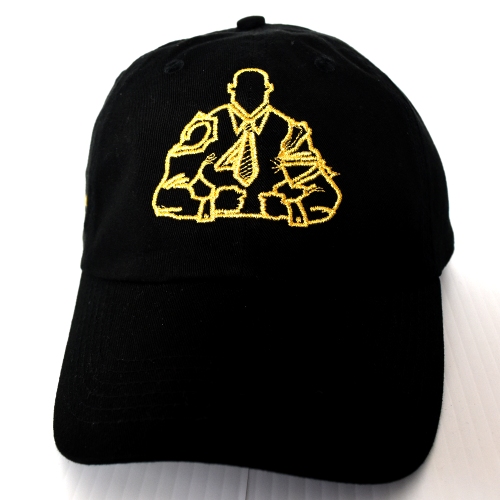 bosslife-athletics-dad-hat-el-capitan-gold-logo
